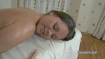 Russian coed Elizabeth fucks her girlfriend in the ass