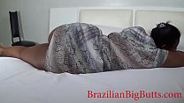 BrazilianBigButts.com bbw WatermelonButt wears ...