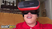 BANGBROS - Ready Player Juan El Caballo Loco Has Cybersex With Anya Ivy preview image