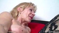German MILF Teach Petite Teen To Fuck Big Dick Boyfriend Vorschaubild