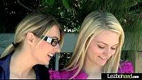 Horny Lesbo Teen Girls (Natalia Starr & Alli Ra...