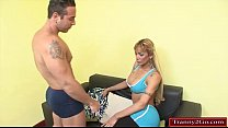 Celeste Fuentes is a guys first tranny