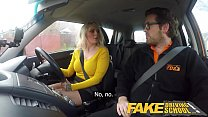 14163 Fake Driving School Louise Lee Riding the Instructors Cock preview