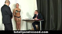 Kinky job interview