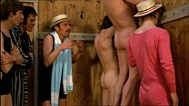 Vintage Threesome Gloryhole - In The Sign of The Taurus (1974) Sex Scene 2's Thumb