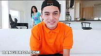 6305 BANGBROS - Behind-The-Scenes Interview with Juan El Caballo Loco preview