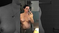 Liz Vicious Half Naked with (Shocking Announcement) porn image