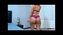 Latin teen shows off and twerks her fat ass live webcam xxx's Thumb