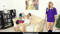 CFNMTeens - Soccer Babe Gets Fucked With Her Pa...'s Thumb