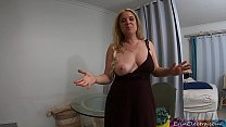 You fuck your stepmom while she's busy (POV) - Erin Electra pornhub video