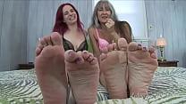 POV Foot Worship JOI 8 TRAILER Thumbnail