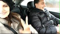 La Diva Del Tubo-Lady Mesmeratix with Andrea Dipre'!!! Crazy sexy car. Vorschaubild