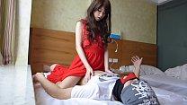 Hot chinese footjob (Jun) thumbnail