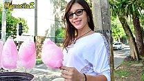 MAMACITAZ - Hottie Colombian Has A Big Appetite...