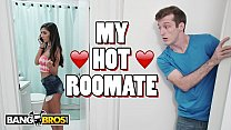 BANGBROS - Pervert Roommate Brick Danger Gets B...'s Thumb