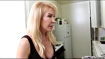 over40 | Sexy milf jerks off a huge dick thumbnail