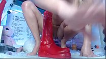 Siswetlive.com *** My Favorite Big Sex Toys Deep in My Ass Preview