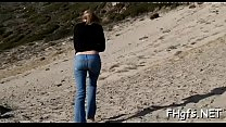 Hot babe can fuck any boy that babe wants, at any time of the day pornhub video