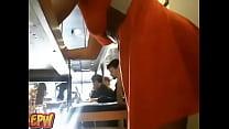 Public Red Head On  Webcam Cafe Masturbation  - More @ Www.erickdarkebadass.com