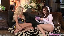 Twistys - (Aaliyah Love, Sabrina Maree) starring at Aaliyah Spills Her Secrets