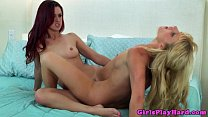 Karlie Montana and Niki Young scissoring preview image