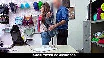 ShopLyfter - Sexy Teen Thief Sucks Dick To Avoid Jail [상점에서 물건 훔치다 걸린 ShopLyfter]