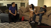 His Daughter In Law Made Him Her Paypig - Victoria June - Ass Worship - 69VClub.Com
