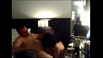 Hot brunette wife on real homemade - AMATEUR321...