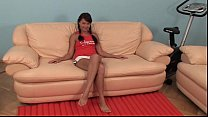 Seductive beautiful gives groans video