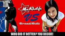 Mia Khalifa VS Brandi Belle: Who Did It Better?