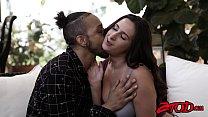 Natural Babe Ashley Adams Cum Sprayed After Vig