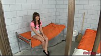 STROKIES Teen Prisoner Handjob's Thumb
