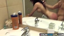 I Know That Girl - Veronica Takes a Cum Shower starring Veronica Vice pornhub video