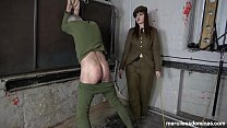 Punishment for Laziness - Heartless Caning with Vivienne preview image