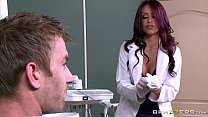 Brazzers - Hot doctor Monique Alexandertake big...