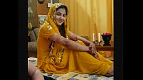 Attractive Pakistani hijab Slutty chicks talking regarding Arabic muslim Paki Sex in Hindustani at S thumbnail