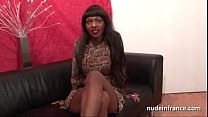 Anal Casting Couch of Big Boobed French Chick video