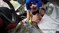 Stranded teen clown fucked in public pov Vorschaubild