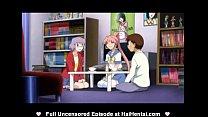 Anime Pussy Titfuck Hentai Sister Futanari Sister Big Tits