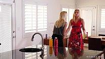 Bossy Real Estate Agent Teaching Her Intern - Serene Siren, Sophia Lux صورة