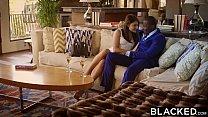BLACKED First Interracial For Beauty Adria Rae Vorschaubild