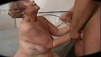 granny curvy butt big German