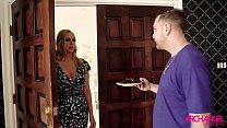 Julia Ann seduces her sons friend • candi blows thumbnail