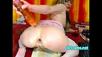 mature free  Tough mature mom's sexual intercourse with huge dildos and