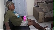 Black African Jackson Jacking Off Thumbnail