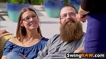 Swinger group swapping partners reality show pornhub video