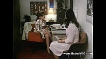 two hotties lesbian in office preview image