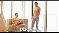 HD ManRoyale - Luke comes over his tattooed boyfriend
