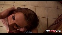 redhead fucked in kitchen 3 1