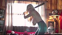 Sporty MILF Kelly Madison Shakes Her Big Tits I...